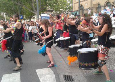SOFA en el Orgullo 2016 Zaragoza 3